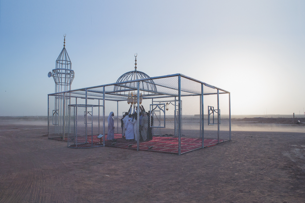 What Saudi Arabia's Vibrant Art Scene Says About Its