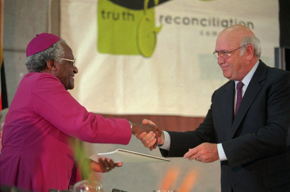 The Truth and Reconciliation Commission of South Africa