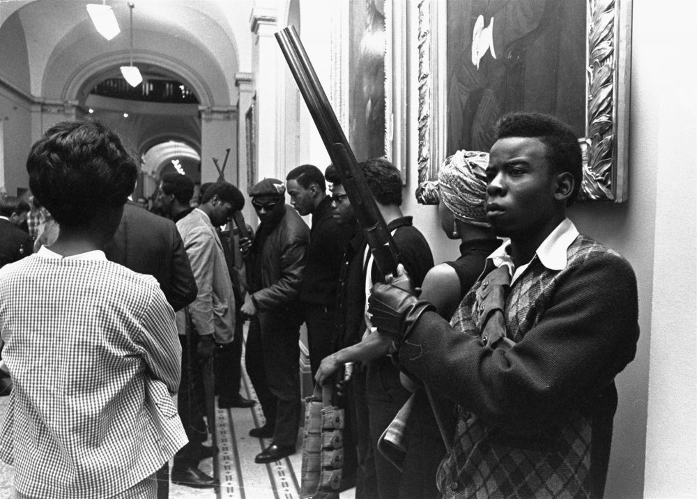 When The Black Panthers Lobbied For Open Carry Laws Essay