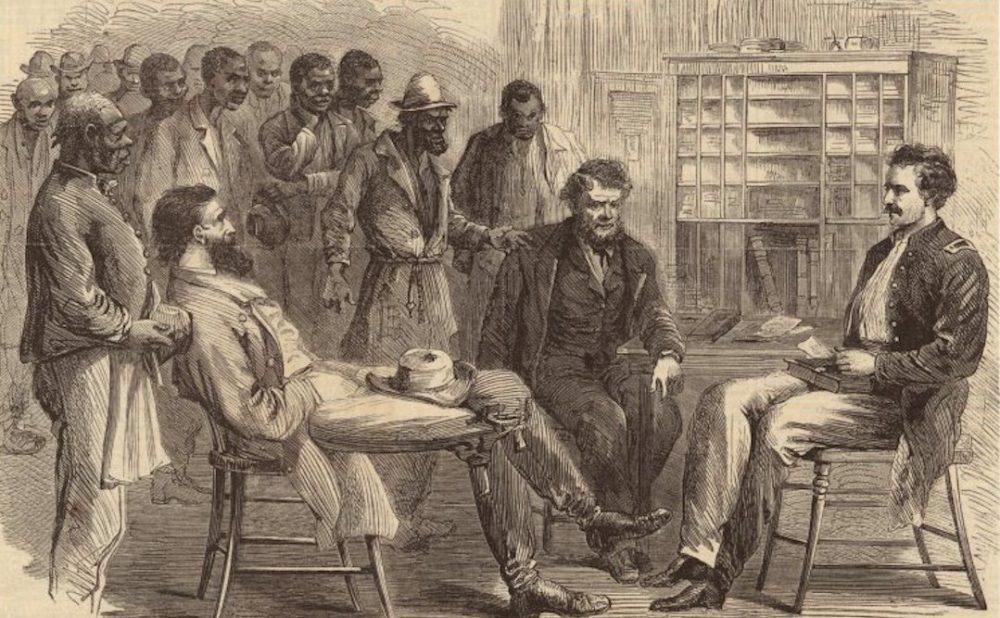 The Freedmen's Bureau Papers