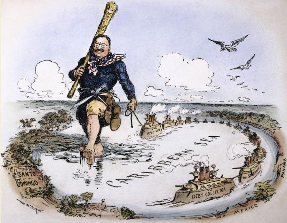 Essay About Life Experience Theodore Roosevelt And His Big Stick In The Caribbean  Image  Courtesy Of Wikimedia Commons Teacher Essay also Essay On Healthy Eating Habits Why Both Liberals And Conservatives Claim Theodore Roosevelt As  Interpretive Essay Definition