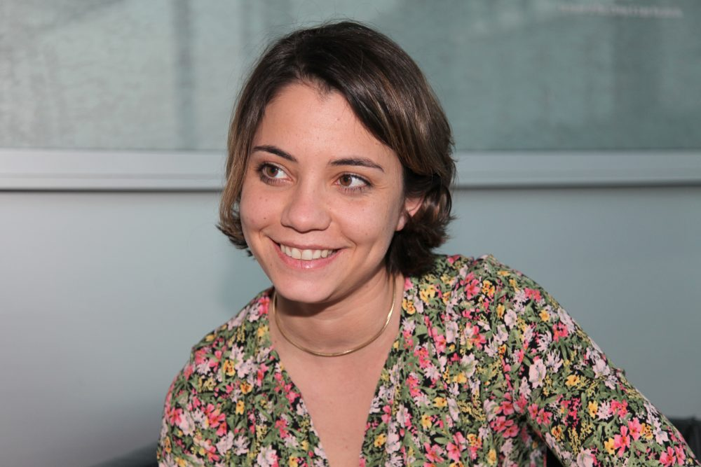 New York Times Economy Reporter Natalie Kitroeff In The