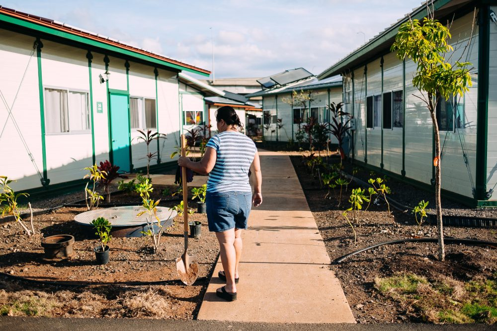 The Honolulu Homeless Project That Could Only Have Worked in