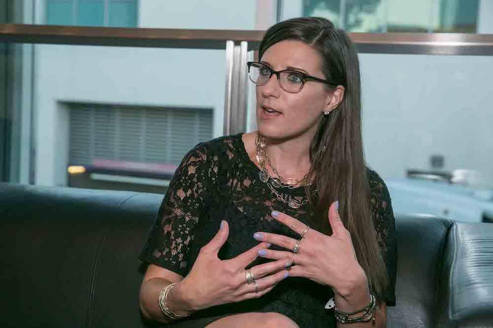 Behavioral Scientist Caroline Orr In The Green Room Zcalo
