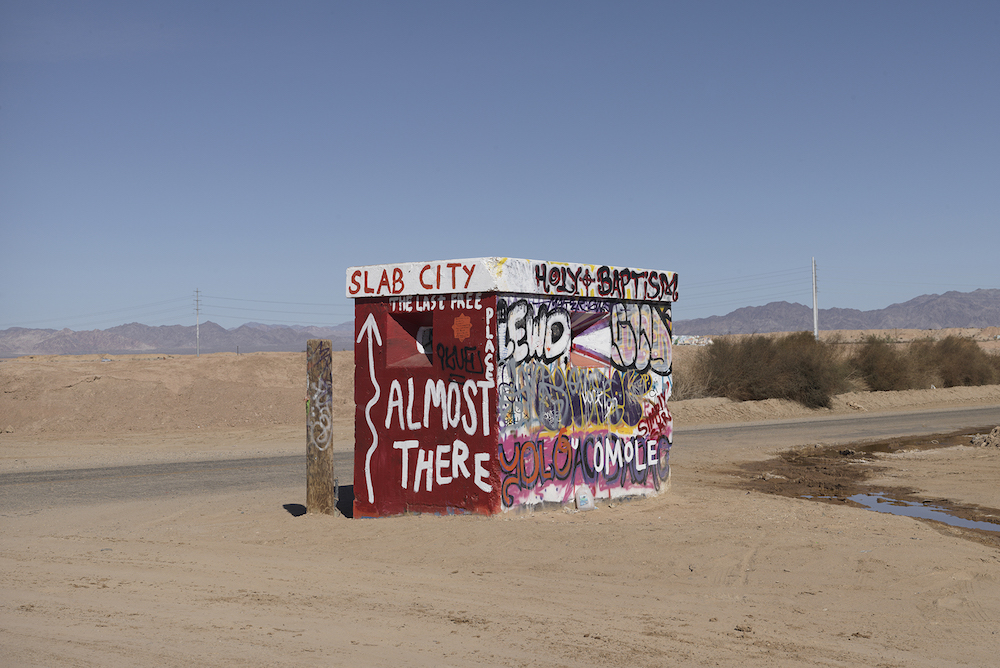 Is Slab City California The Last Free Place In America