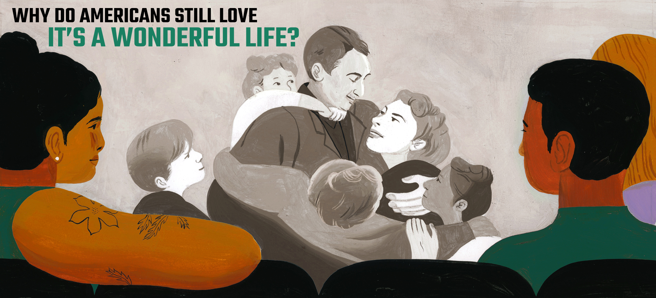 Why Do Americans Still Love It's a Wonderful Life?