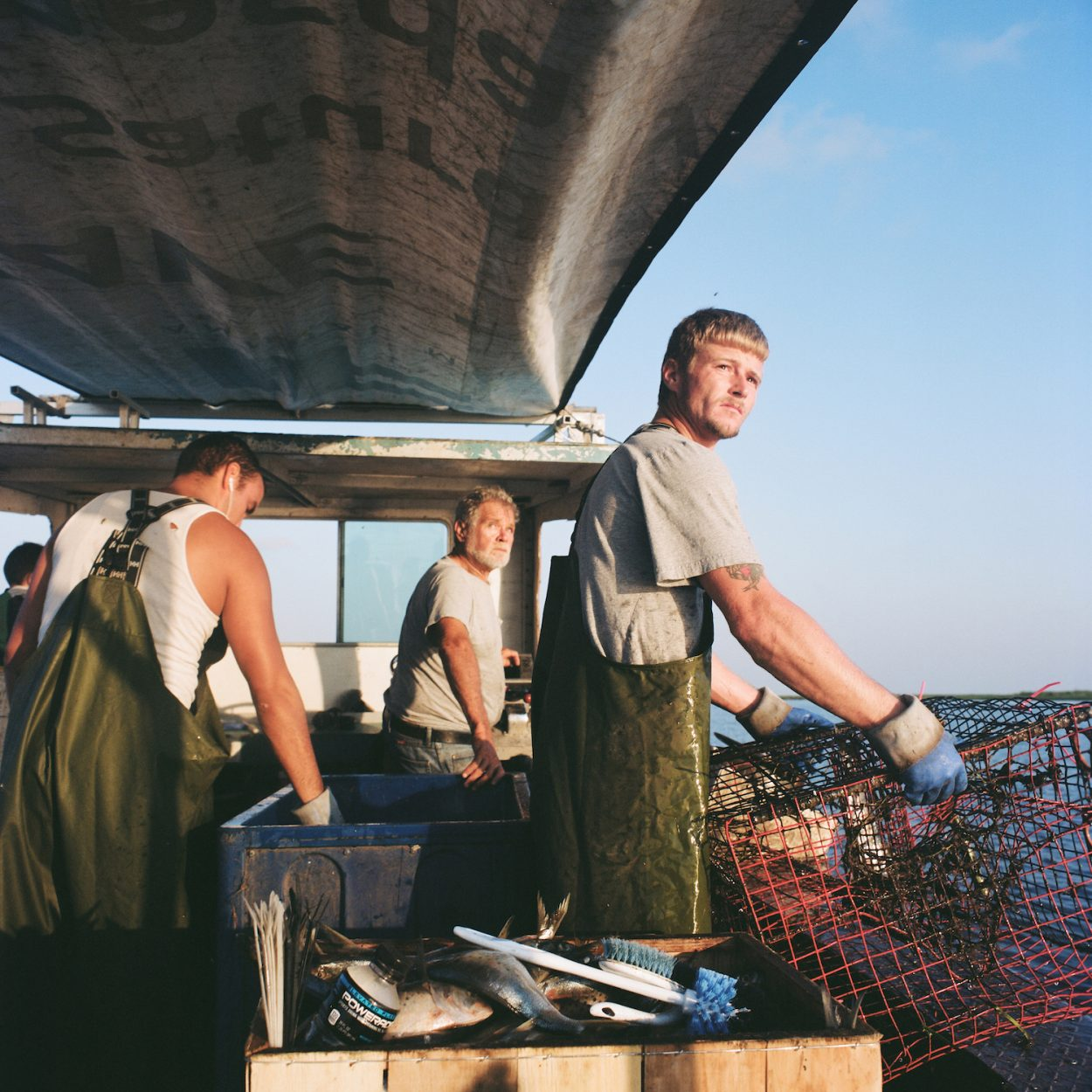 In Louisiana's Fishing Villages, Food and Faith Are Found in