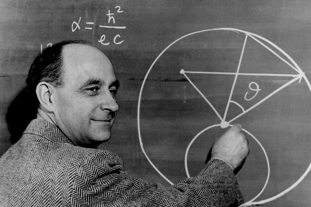 Secondary School English Essay Nuclear Physicist Enrico Fermi Was Awarded The Nobel Prize In Physics In   Courtesy Of The Us Department Of Energyflickr Research Paper Vs Essay also Science And Religion Essay Even Nobel Prizewinning Physicists Need A Little Luck  Essay  Example Essay English