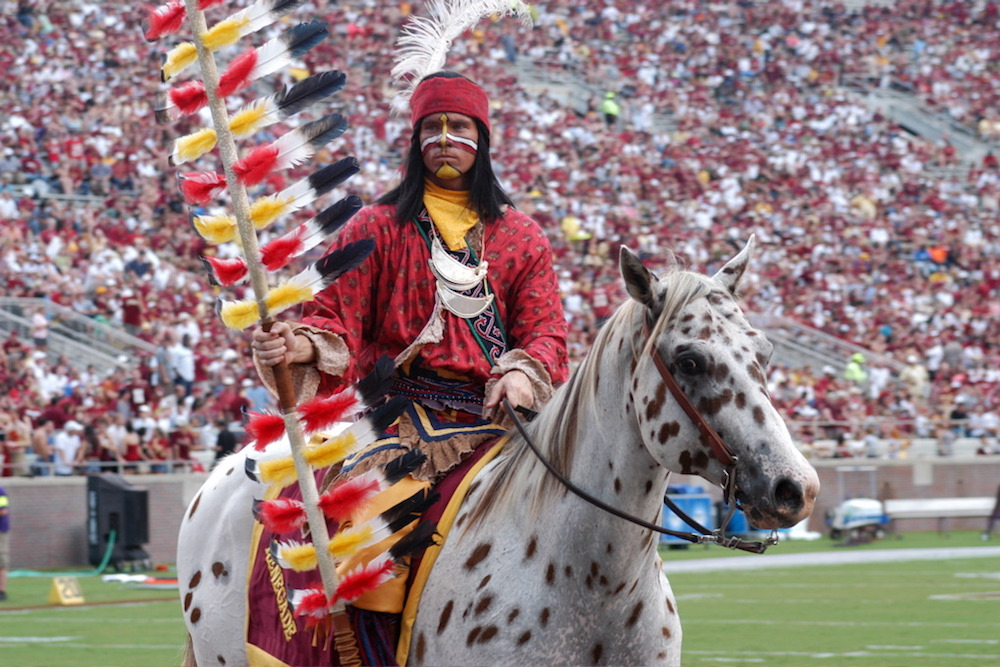 Sports Fans Don't Love Native American Mascots, They Just Resent ...