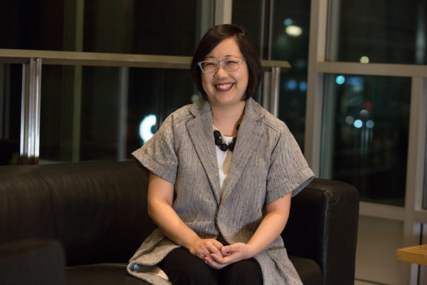Director of the Smithsonian Asian Pacific American Center Lisa Sasaki | Zocalo Public Square • Arizona State University • Smithsonian