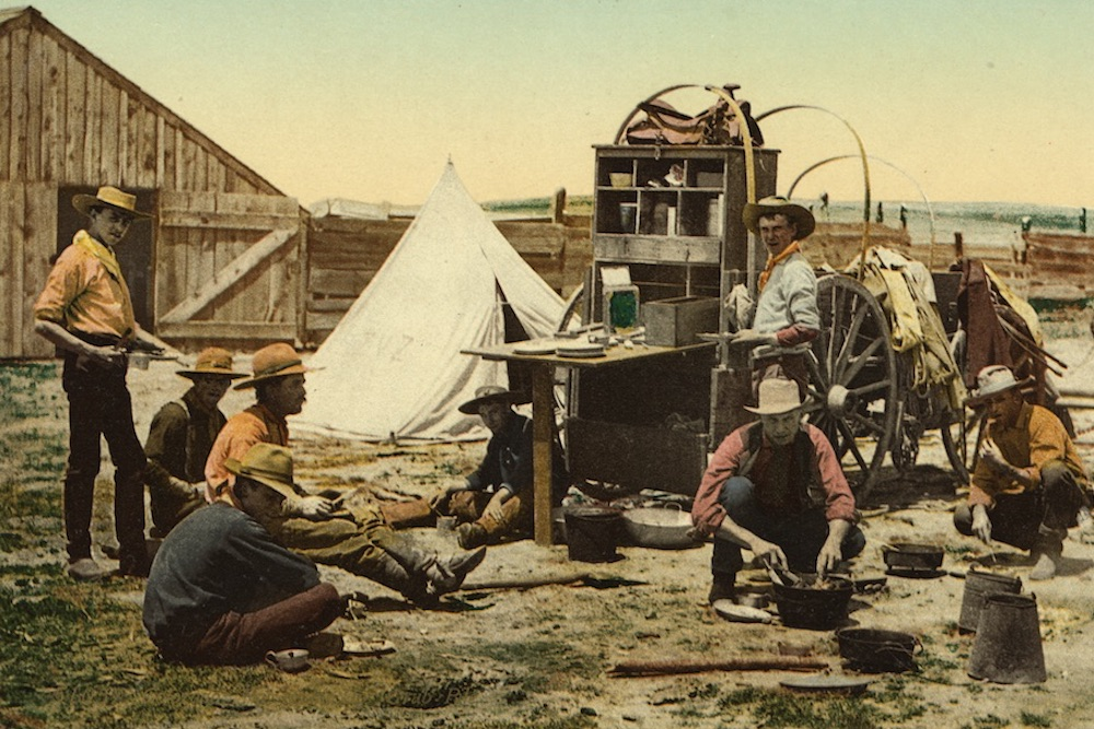 How the Gilded Age Turned Cowboys Into 'Adventure Heroes'   Zocalo Public Square • Arizona State University • Smithsonian