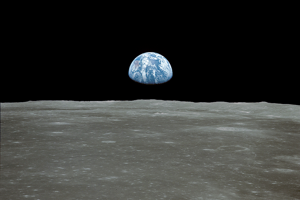 The Poetic Clarity of That 'Pale Blue Dot' | Zocalo Public Square • Arizona State University • Smithsonian