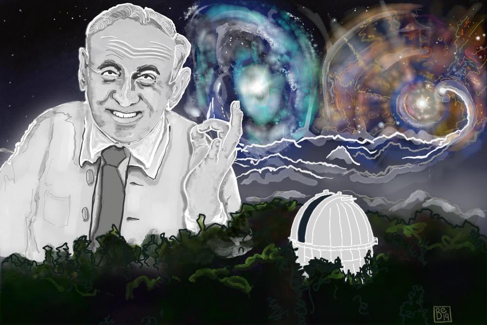 The Ornery, Freethinking Astrophysicist Who Helped Start the Space Race   Zocalo Public Square • Arizona State University • Smithsonian