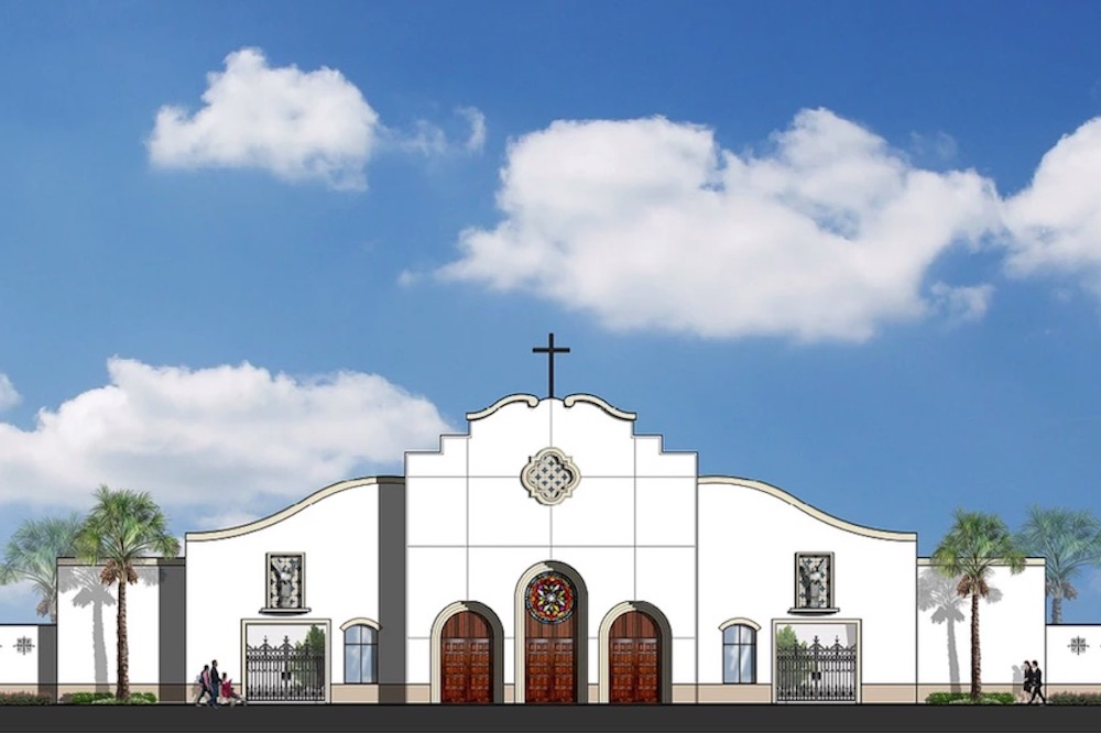 Visalia's Big, Bold, Beautiful Catholic Church | Zocalo Public Square • Arizona State University • Smithsonian