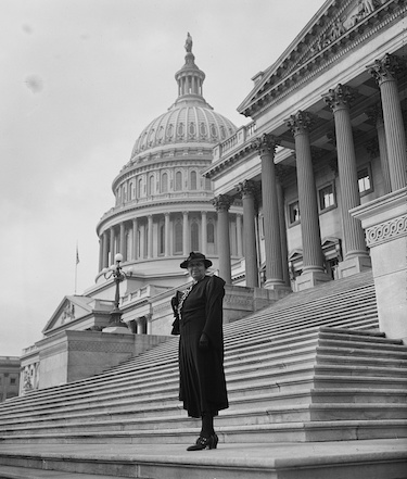 The Precarious Career ofHattieCaraway, America's First Woman Senator | Zocalo Public Square • Arizona State University • Smithsonian