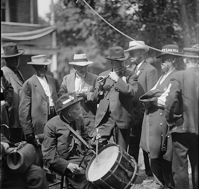 How the 1913 Gettysburg Reunion Came to Be 'the Greatest Gathering of Conqueror and Conquered' in History | Zocalo Public Square • Arizona State University • Smithsonian