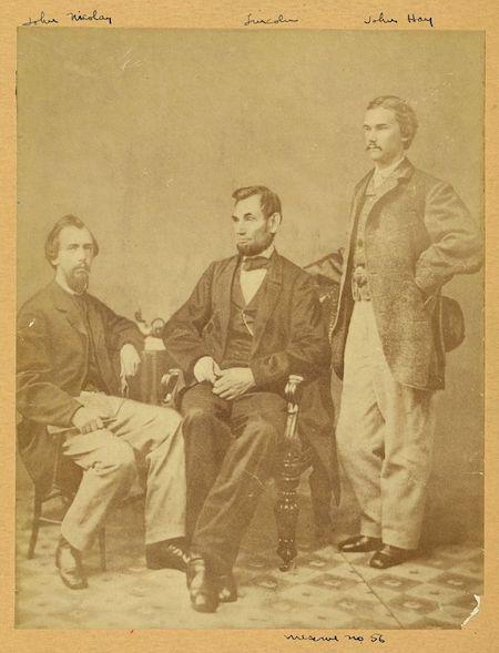 The German-Born Secretary Who Made Abraham Lincoln Great | Zocalo Public Square • Arizona State University • Smithsonian