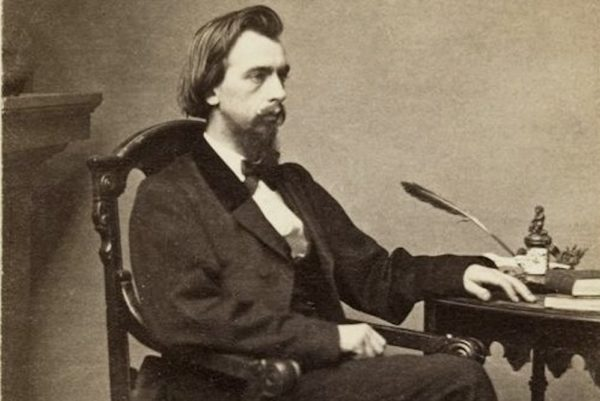 The German-Born Secretary Who Made Abraham Lincoln Great   Zocalo Public Square • Arizona State University • Smithsonian