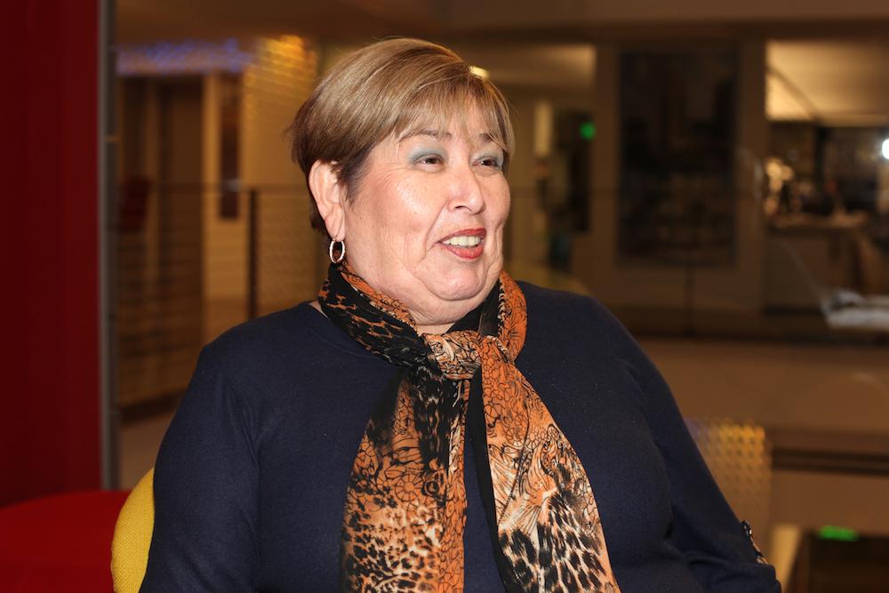 Former Director of the Central California Center for Excellence in Nursing Pilar De La Cruz Samoulian | Zocalo Public Square • Arizona State University • Smithsonian