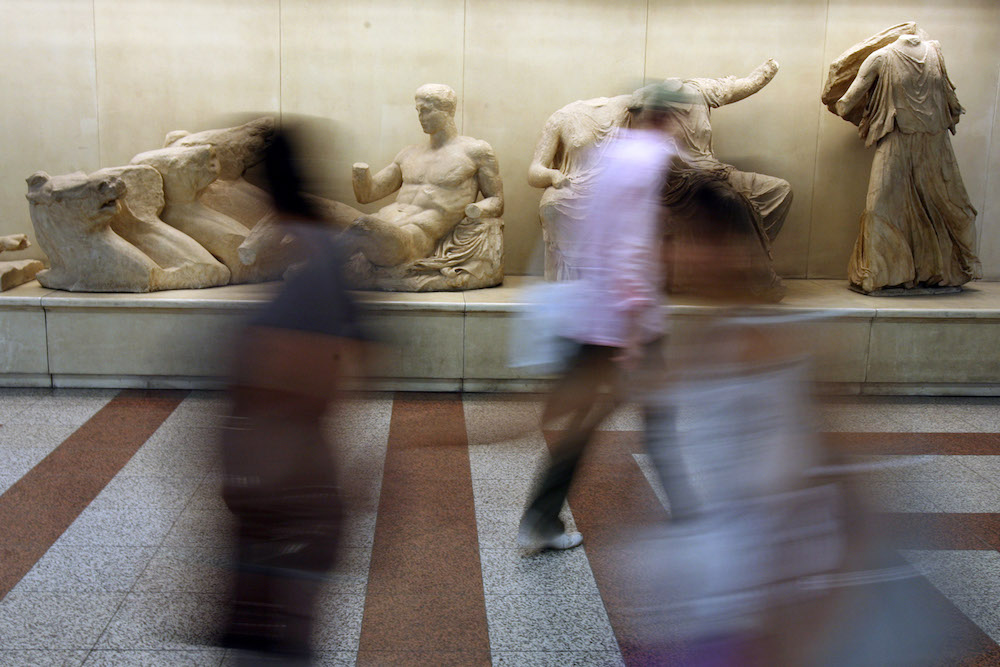 Why Is the British Museum Still Fighting to Keep the Parthenon's Marble Sculptures?  | Zocalo Public Square • Arizona State University • Smithsonian