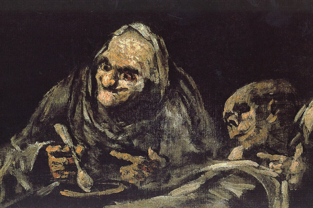Just Before Madrid's Quarantine Began, Getting a Last Look at Goya | Zocalo Public Square • Arizona State University • Smithsonian
