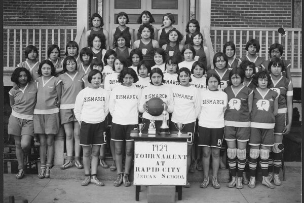 How Native Americans Made Basketball Their Own | Zocalo Public Square • Arizona State University • Smithsonian