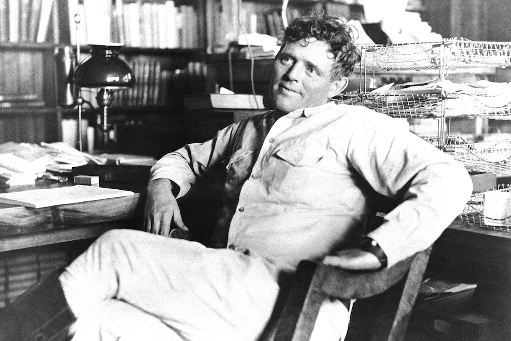 "In 1910, Jack London Saw COVID Coming in ""The Scarlet Plague"""