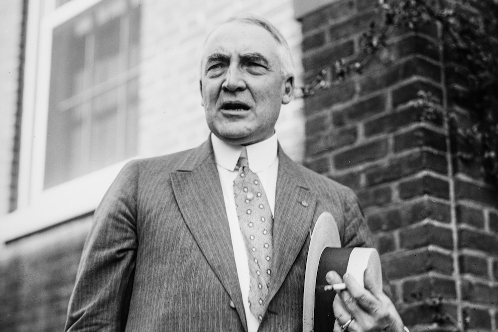 How Warren Harding's Campaign for 'Normalcy' Led to Catastrophe | Zocalo Public Square • Arizona State University • Smithsonian