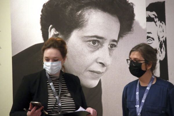 How the 'Authentic Politics' of Hannah Arendt Speak to 2020s Biggest Problems | Zocalo Public Square • Arizona State University • Smithsonian