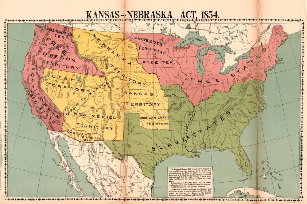 When Idealistic New Englanders Moved to Kansas Territory to 'Put an End to Slavery' | Zocalo Public Square • Arizona State University • Smithsonian