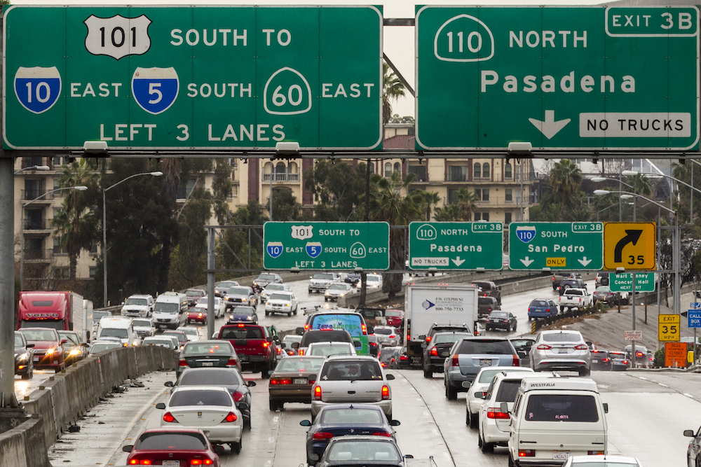 Don't Be Ashamed to Admit It: You Miss California Traffic | Zocalo Public Square • Arizona State University • Smithsonian