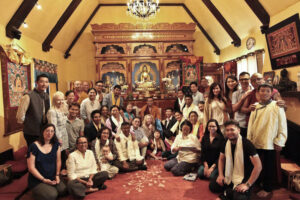 How Tibetan Buddhists Helped Me Seek Enlightenment at Howard Jarvis's House | Zocalo Public Square • Arizona State University • Smithsonian