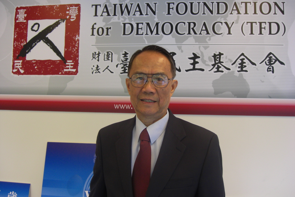 Taiwanese Diplomat, Political Scientist, and Taiwan Foundation for Democracy Founder Michael Y.M. Kau | Zocalo Public Square • Arizona State University • Smithsonian