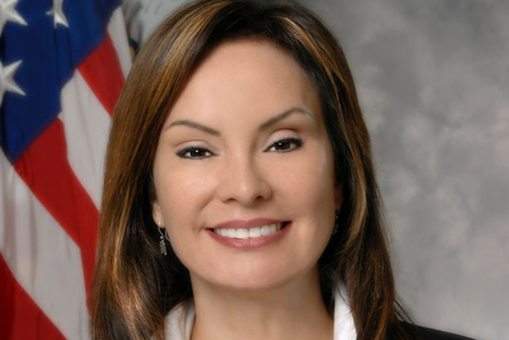 43rd Treasurer of the United States Rosie Rios | Zocalo Public Square • Arizona State University • Smithsonian