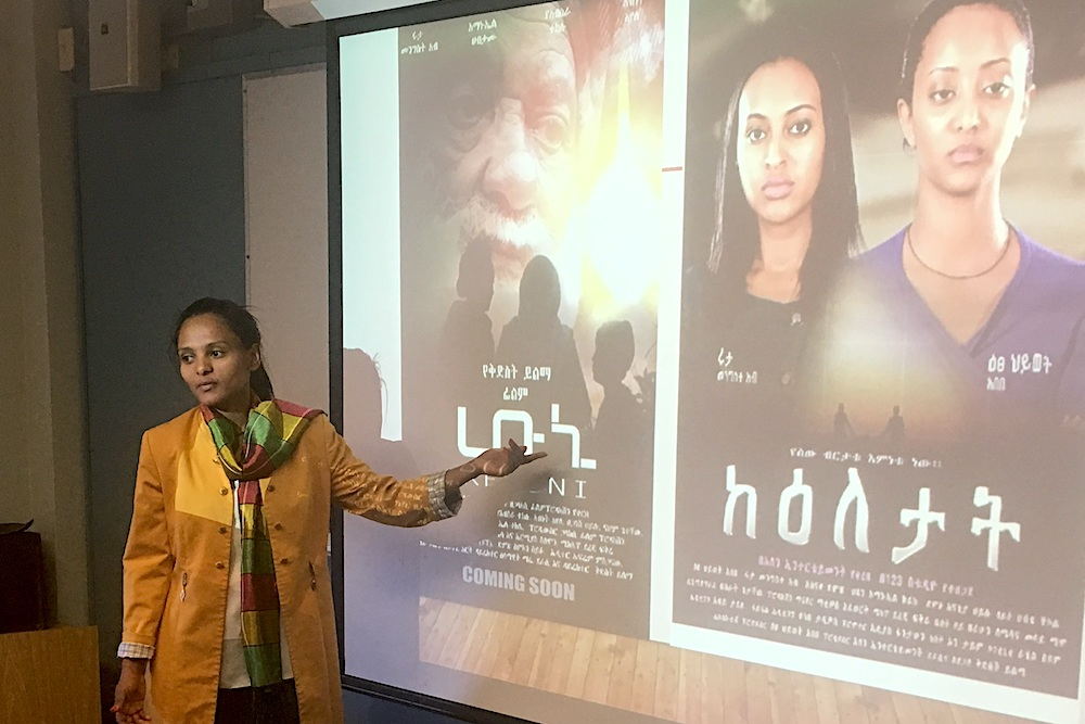 The Women Blowing Up Ethiopia's Film Industry | Zocalo Public Square • Arizona State University • Smithsonian