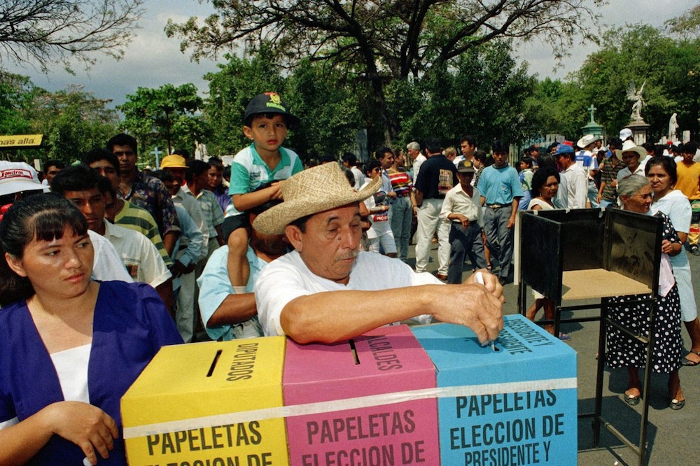 An Election Observer in El Salvador Looks Back | Zocalo Public Square • Arizona State University • Smithsonian