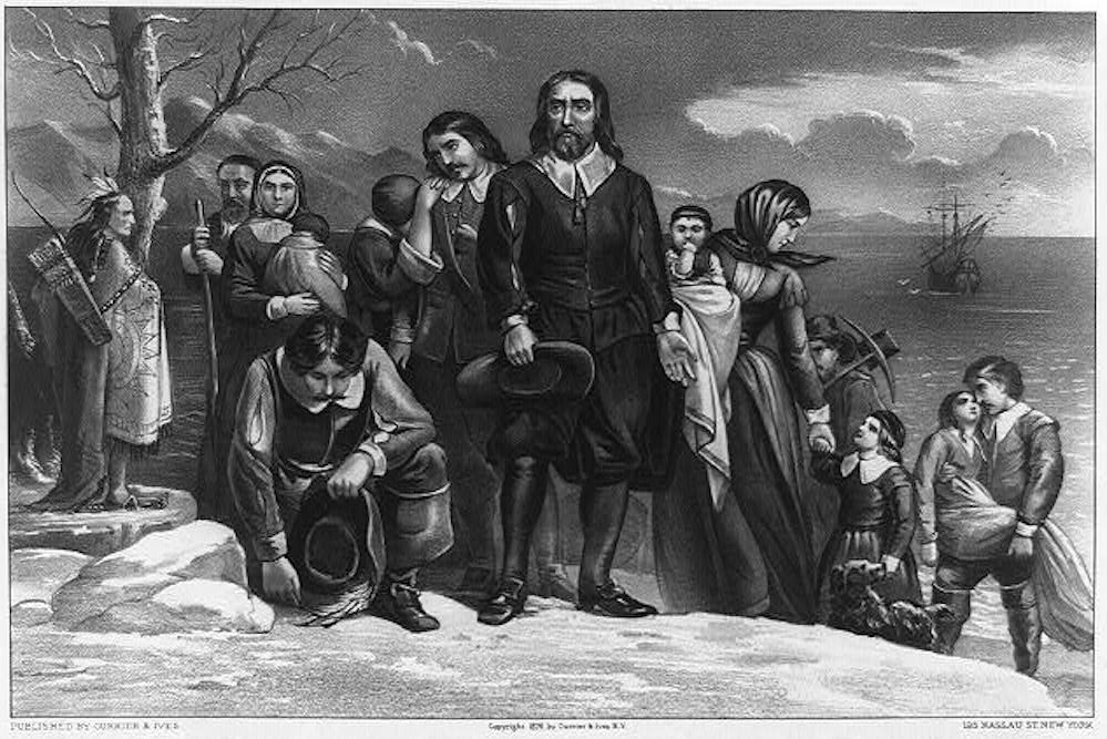 Thank the Pilgrims for America's Tradition of Separatism, Division, and Infighting | Zocalo Public Square • Arizona State University • Smithsonian