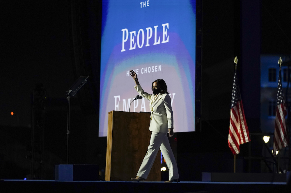 The Global Women's Movements That Helped Kamala Harris Rise | Zocalo Public Square • Arizona State University • Smithsonian