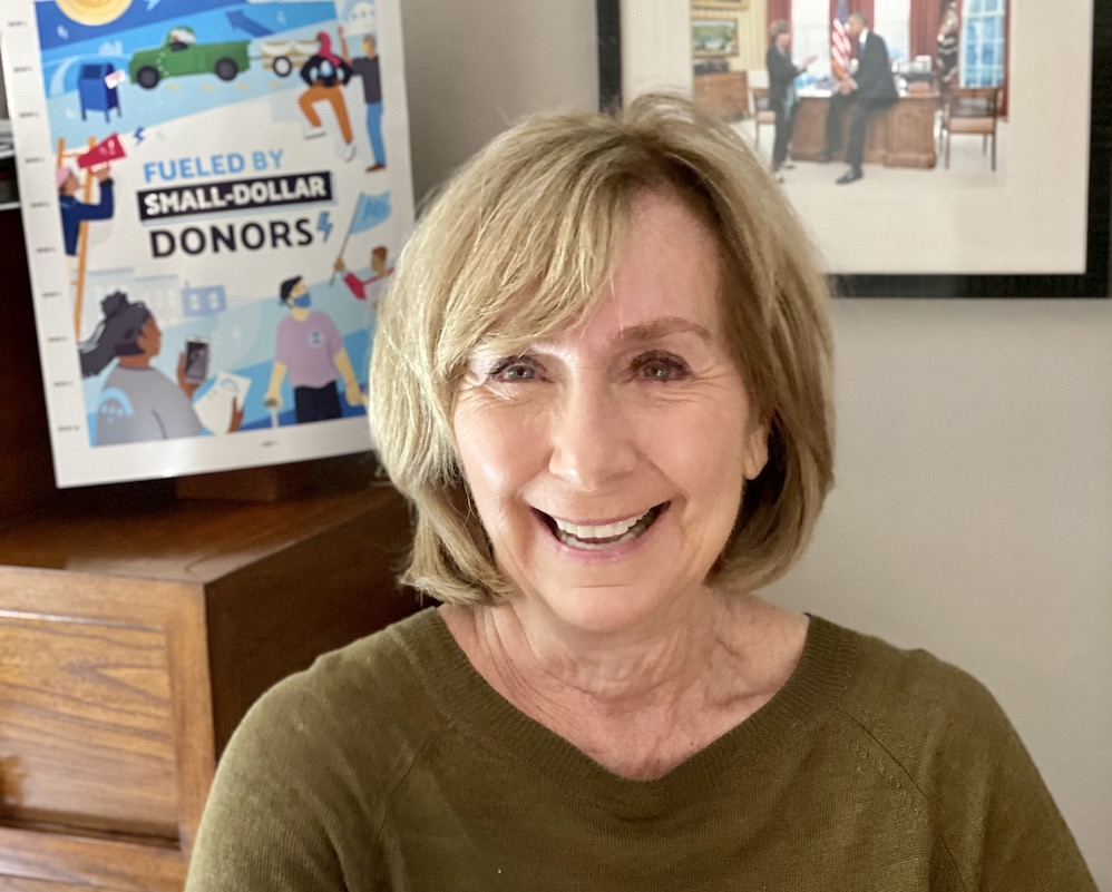 Attorney and Former Federal Election Commissioner Ann Ravel | Zocalo Public Square • Arizona State University • Smithsonian