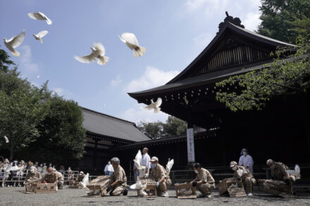 The Tokyo Shrine That Will Never Find Peace | Zocalo Public Square • Arizona State University • Smithsonian