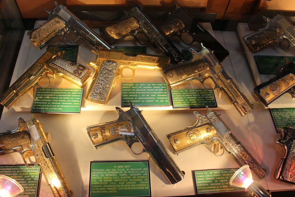 A 'Glittering and Golden' Museum to Mexico's Drug War Is Heavy on Trinkets and Light on Tragedy | Zocalo Public Square • Arizona State University • Smithsonian
