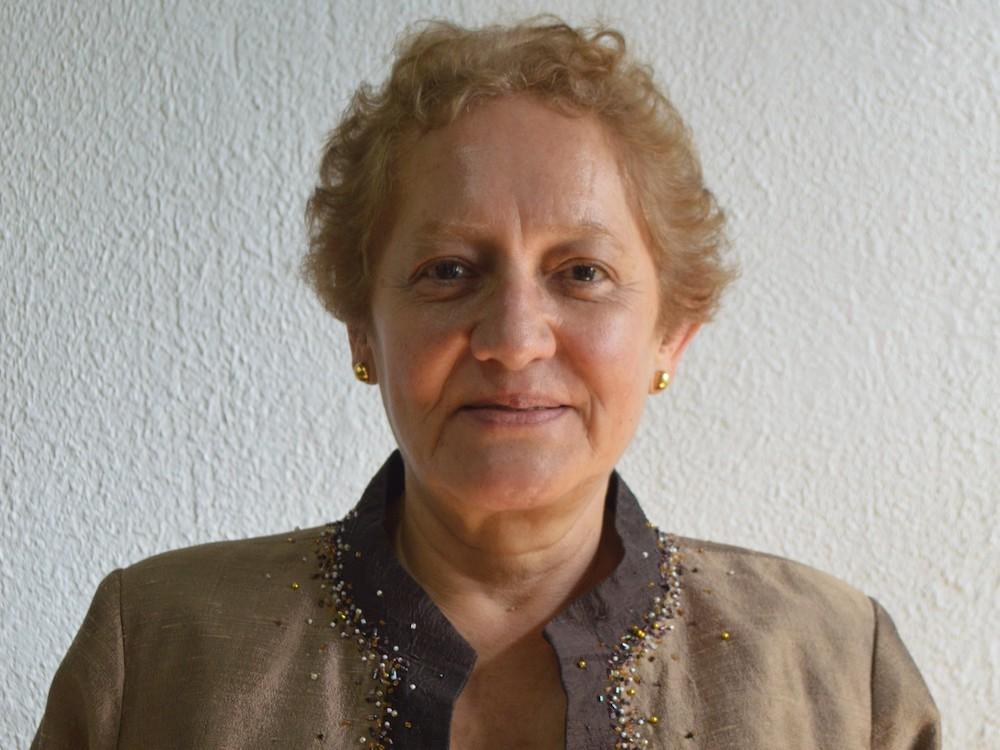 Mexico City Chief Advisor and Foreign Affairs Coordinator Diana Alarcón González | Zocalo Public Square • Arizona State University • Smithsonian