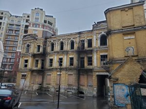 A Letter From Kyiv, Where Reality Is Being Papered Over | Zocalo Public Square • Arizona State University • Smithsonian