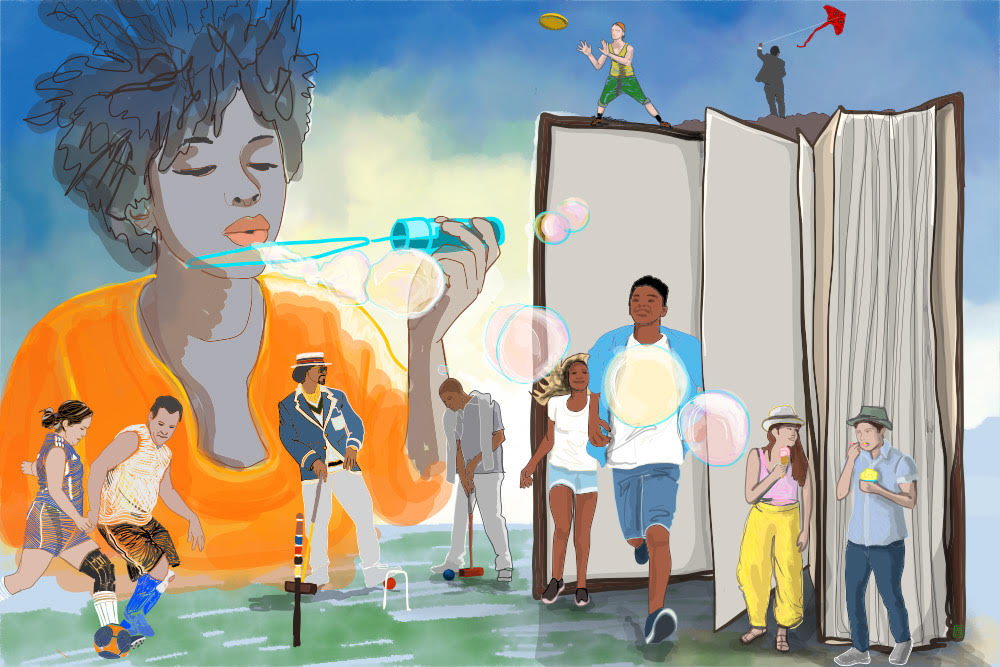 Zócalo Answers One Big Question of Summer 2021: 'What Should I Read?' | Zocalo Public Square • Arizona State University • Smithsonian