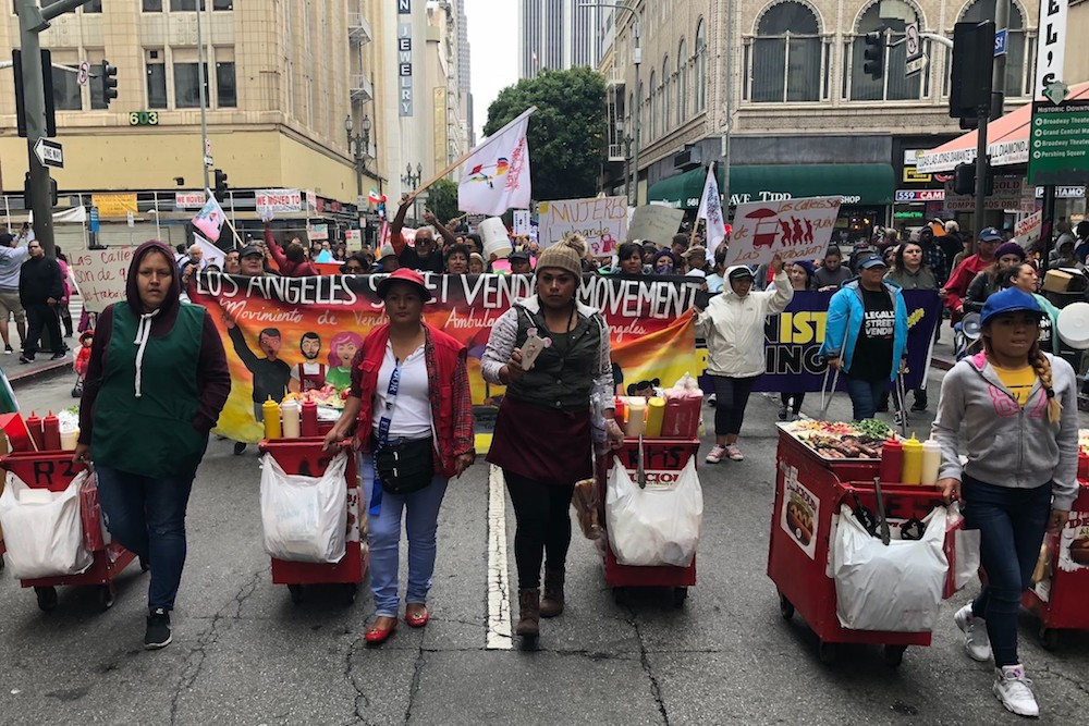 How Los Angeles Can Govern Street Vending With the Respect It Deserves | Zocalo Public Square • Arizona State University • Smithsonian