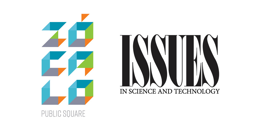 Zócalo/Issues in Science and Technology | Zocalo Public Square • Arizona State University • Smithsonian