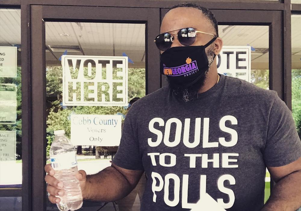 You Can't Hand Out Water in Georgia Voting Lines Anymore. What Does That Say About Us? | Zocalo Public Square • Arizona State University • Smithsonian