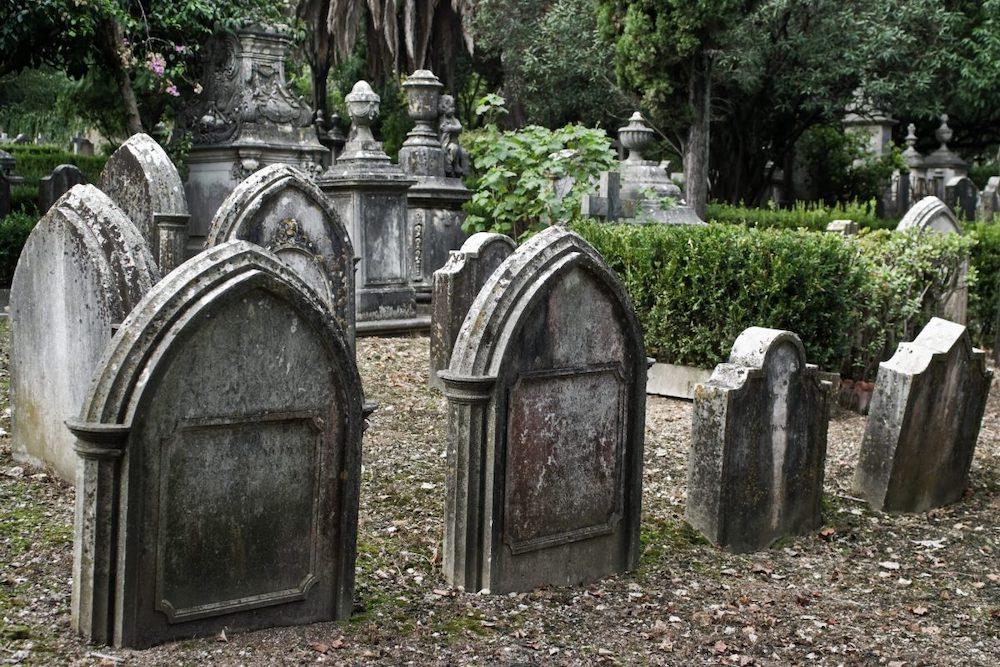 California graves
