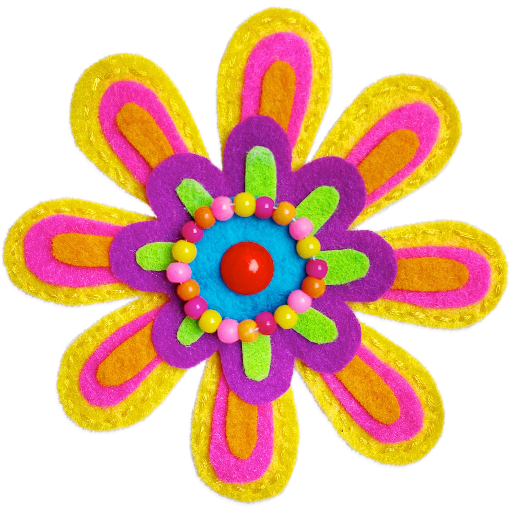 Joyfully Felt Florals | Zocalo Public Square • Arizona State University • Smithsonian